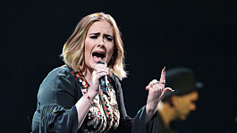 Adele breaks streaming record with new single