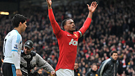 Patrice Evra alleges school teacher sexually abused him as teenager