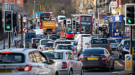 UK reliance on cars reaches 15-year high despite a drop in commuting, survey reveals