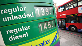 Petrol prices closing in on record high, analysis shows