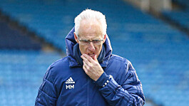 """Cardiff manager Mick McCarthy has left his position """"by mutual agreement"""", the club have announced"""