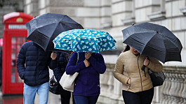UK weather: Early cloud and outbreaks of rain, sunny spells following