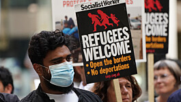 Refugee crisis: 11,000 Afghans stuck in British hotels amid housing shortage