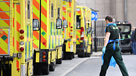 Hospitals ordered to 'eliminate' ambulance queues after two deaths reported